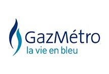 Gaz Métro La Vie en Bleu